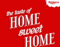 Rebisco Taste of Home (Campaign)