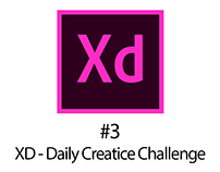 Xd Daily Creative Challenge #3