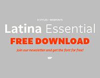 Latina Essential Free
