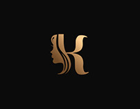 Logo - beauty salon