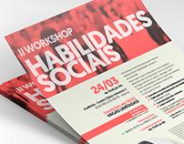 Poster - II Workshop de Habilidades Sociais