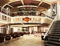 AL SERDAL CAFE, Qatar