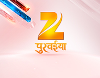 Zee Purvaiya Channel ID