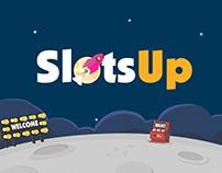SlotsUp | Motion Design Video