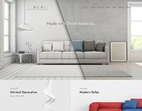Archi Wooden Web Design