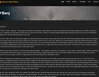 D'Banj's bio - http://www.dbanjrecords.com/about-dbanj/