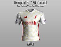 Liverpool FC Kit Concept