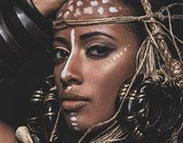 Ethiopian Goddess