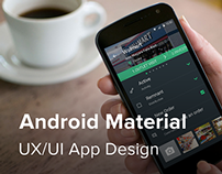 Android Material App