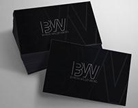 BW logo design