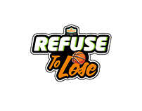 Refuse To Lose Logo Design- Banvit Basketball Slogan