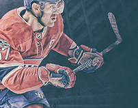 Max Pacioretty (Personal Project)