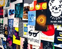 YouTube SXSW Artist Posters