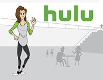 Hulu Comic