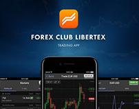 Libertex Mobile App
