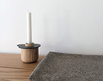 Kumo Candle Holder