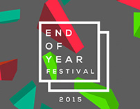 End of Year Festival 2015