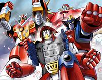 ミラクルロボットフォース第2回全機集合