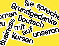 Deutsch Online: Brand Identity