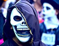 """Día de Muertos"" en Oaxaca, México"
