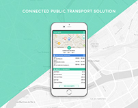 Connected Public Transport Solution