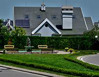 Interior & exterior House