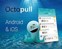 OctoPull - Team Coordination App