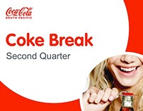 Coca-Cola Event Template