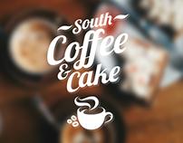Cafe Logo Design - Mockup