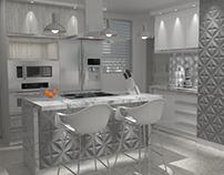 10/2017 Interior Design Kitchen