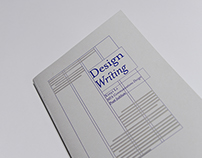 Design Writing