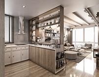 Café Condo Design