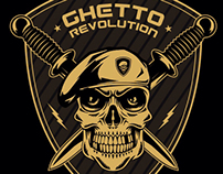 Ghetto Revolution badges