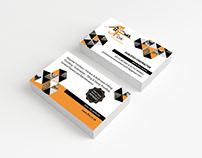 Business Card Design (Local Carpenter)