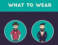 Evolution of hipster at work