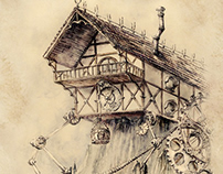 Steampunk Architecture