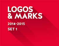 Logos & Marks 2014 - 2015 Set 1
