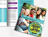Teen Activation Guide Design