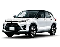Suzuki B-Cross
