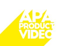 APA Product Video