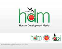 HDM Logo Design