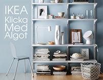 [CGI-3Dmodel] IKEA - Klicka Med Algot