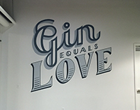 Gin Equals Love