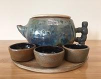 Ceramics work