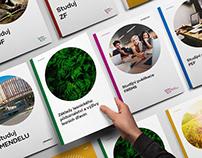 Mendel University in Brno – brand identity
