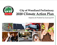 City of Woodland Climate Action Plan