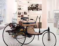 Installations of Motorwagen (Mercedes-Benz), 2014
