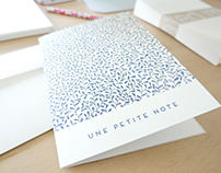 Une petite note for Minted