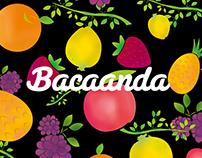 Bacaanda - Diseño de marca