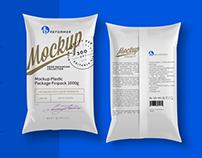 Mockup Package Finn Pack 1000g